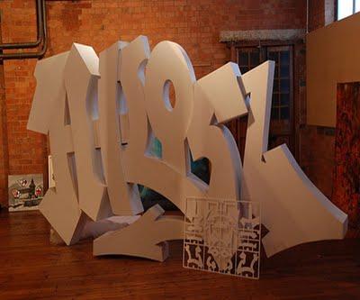 graffiti letters shadow 14