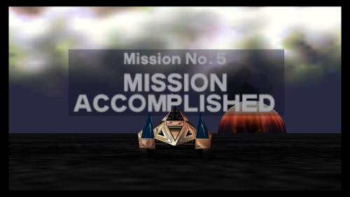 Mission Accomplished - Star Fox 64