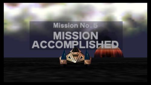 Mission Accomplished - Star Fox 64