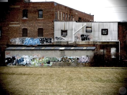Everett Graffiti
