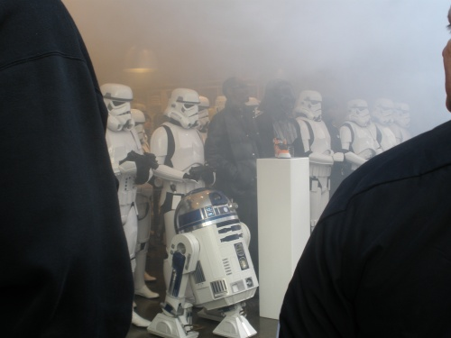 The 501st, R2-D2, and Snoop Dogg