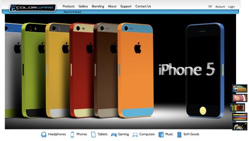 colorware screen shot