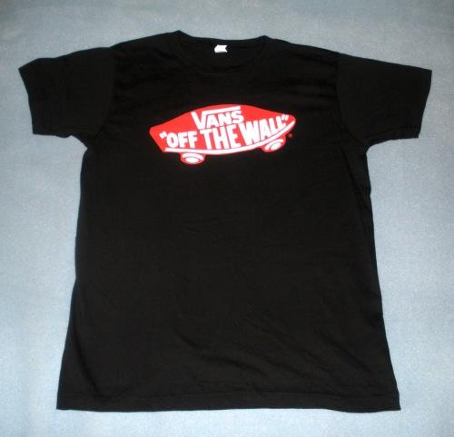 free VANS shirt