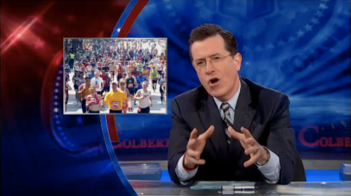 Colbert Report 4/16/13 Intro