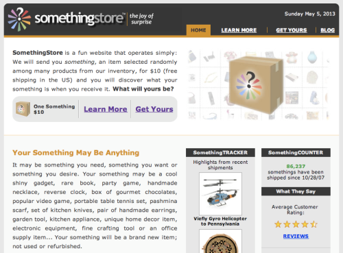 SomethingStore_ScreenShot