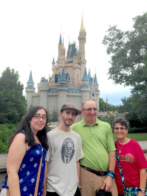 Family_CinderellaCastle