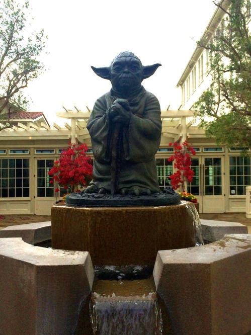 YodaFountain