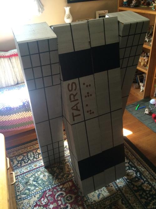 TARS-crutches
